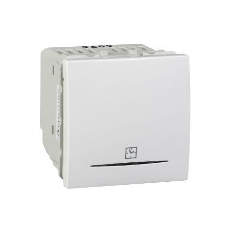 Interruptor temporizado 8A Unica Polar SCHNEIDER ELECTRIC MGU3.535.18