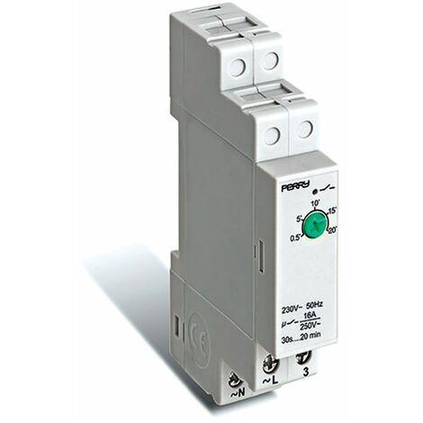 Interruptor temporizado de la luz de la Perry 1IT1062