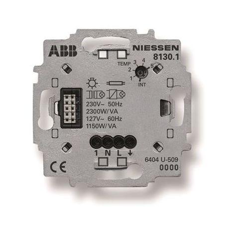Interruptor temporizado de rel NIESSEN 8130.1