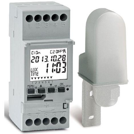 Interruptor temporizador crepuscular Per Perry 1IC7254