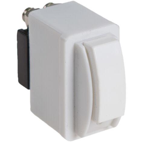 Interruptor unipolar de empotrar 250V 6A (Solera 531)