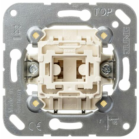 Interruptor unipolar Jung 501U serie LS990
