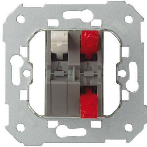 Interruptor unipolar simon 75 10 AX 250V