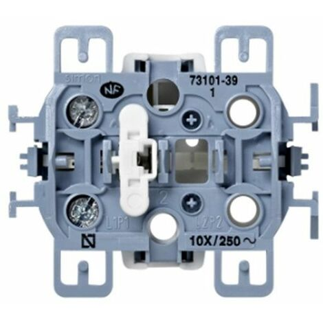 Interruptor unipolar Simon73 73101-39