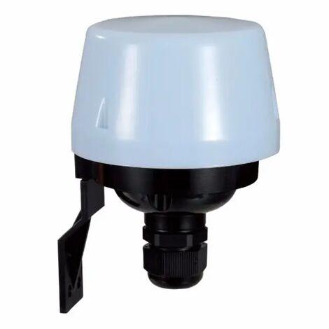 interruttore crepuscolare da esterno con regolazione lux 93003200 220-240 volt CE IP54 brv 93003200