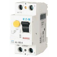 Interruttore Differenziale Eaton puro 25A 2P 30MA tipo AC 235390