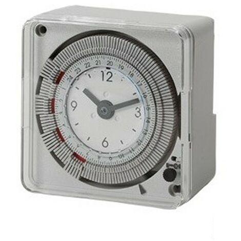 Schema Collegamento Orologio Perry : Interruttore orario a cavalieri programmatore orologio