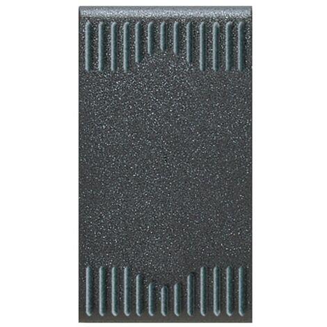 Interruttore unipolare 10A per serie Ave Noir Sistema 45 45301