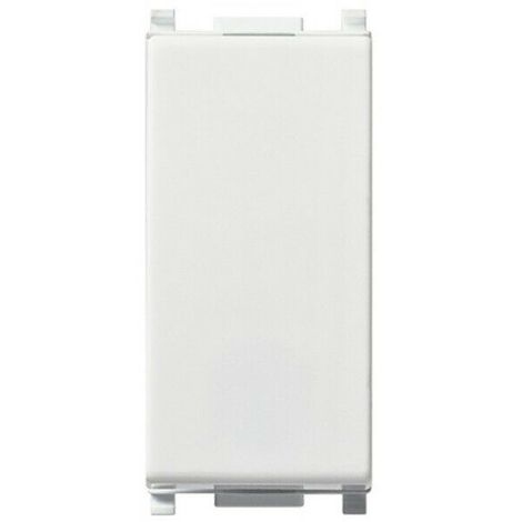 Interruttore vimar plana cod 14000 bianco 1p 10a interruttore impianto elettrico