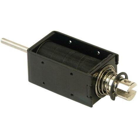 Intertec ITS-LS-5852-D-12VDC Hubmagnet drückend 5 N/mm 85 N/mm 12 V/DC 16W A962761