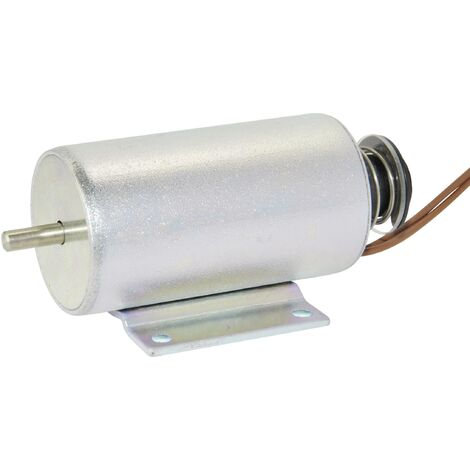 Intertec ITS-LZ-3263-D-24VDC Hubmagnet drückend 30 N 59 N 24 V/DC 12.96W X751391