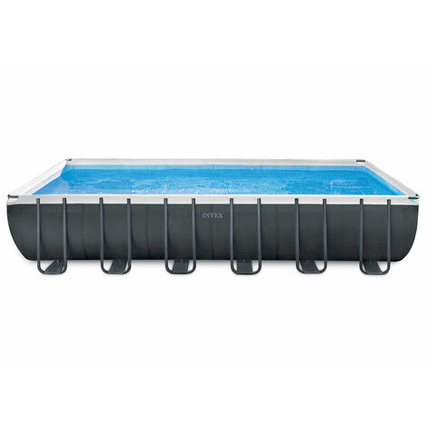 Intex 26368 ex 26362 Ultra XTR Premium Frame Above Ground Rectangular Pool 732x366x132cm