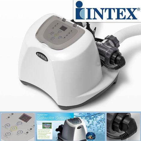 Intex 26670 ex 28670 Chlorinator Salzwassersystem für Aufstellpools 12g/hr