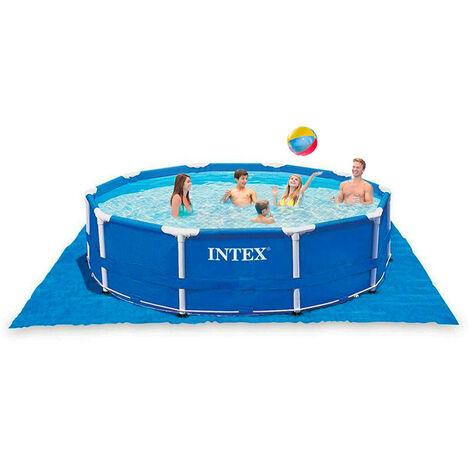Intex 28048 tissu protection de plancher de base pour les piscines