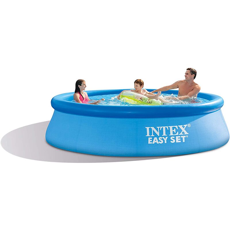 Kit piscine autoportante 3m05 - Piscine ronde - Easy Set Livraison gratuite - Intex