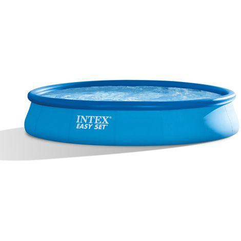 Intex Easy Set Pool 549 x 122 cm 28176 Swimmingpool Gartenpool Planschbecken
