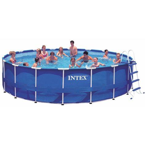 Intex 28252 Metal Frame Pool Ø 549 x 122 cm