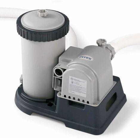 Intex 28638 Filteranlage universelle Filterpumpe Aufstellpools 3785 l/h