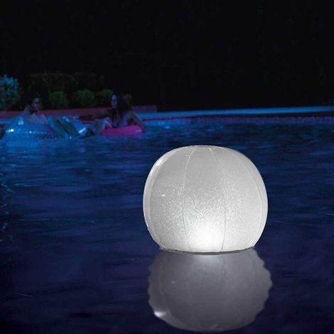 Intex 28693 Floating LED Spherical Light for the Pool