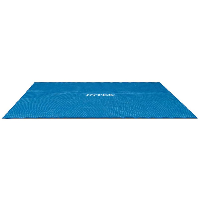 Intex 29026 universal thermal cover for above ground rectangular pools 549x274cm for Intex above ground swimming pool