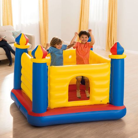 Intex 48259 Jump-O-Lene bouncy trampolene castle for children