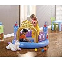 INTEX 48669 - Magic Castle Boules colorées 130x91 cm