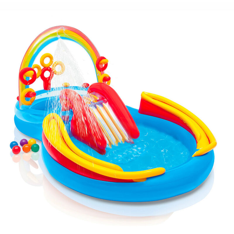 INTEX Babypool Planschbecken Baby Pool Kinderpool Dinoland Swimmingpool 57135
