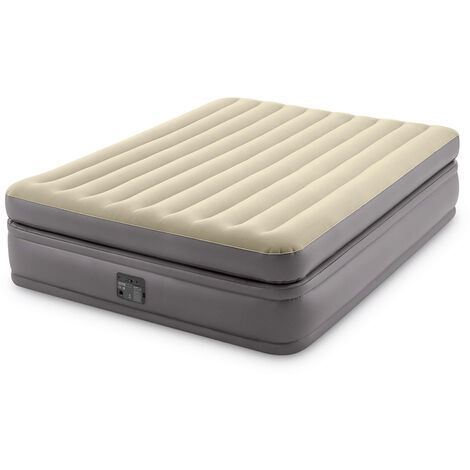 Intex 64164 Double Matelas Gonflable Dura Beam 152x203x51