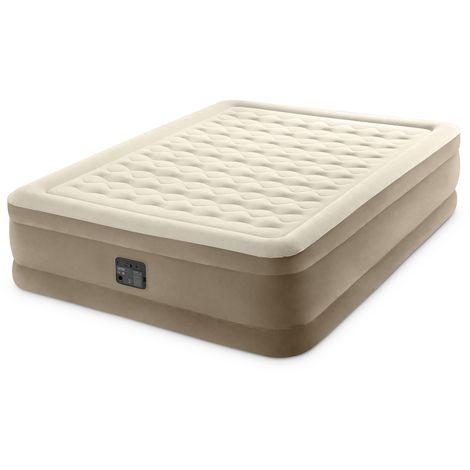 Intex 64428NP Luftbett Gästebett Ultra Plush Bed Queen 230 V