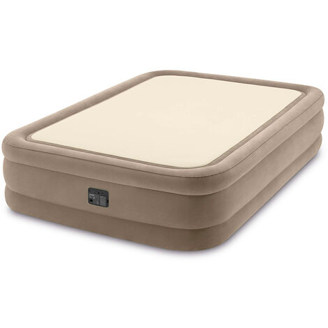 Intex 64478 Thermalux Double Mattress Inflatable 152x203x51 cm