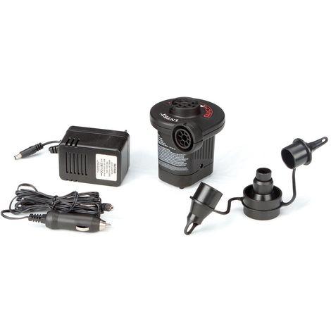 Intex 66632 Quick Fill electric air inflator pump 220-240-12V