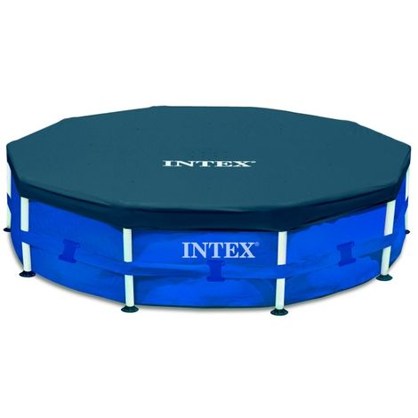 Intex Abdeckplane 366 cm für Metal Frame Pools 28031