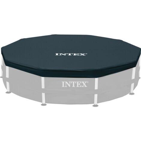 Intex Abdeckplane für Easy Pool, dunkelblau, Ø 305 cm