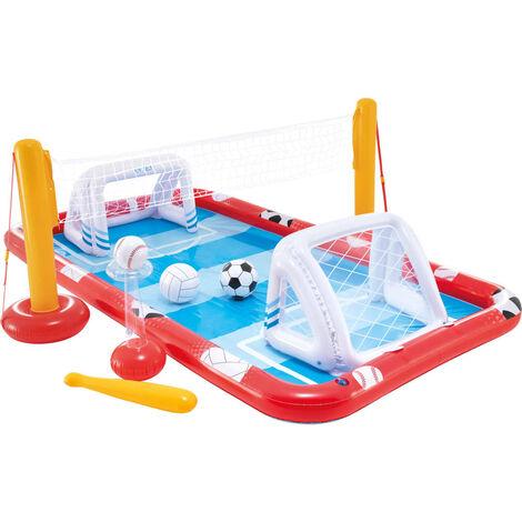 Intex Action Sports Play Center 325x267x102 cm - Multicolour