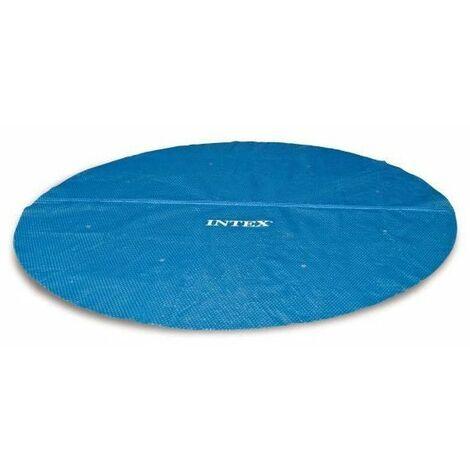 INTEX Bâche a bulles pour piscine ronde Ø 5,49 m