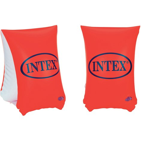 Intex Brassards pour enfants 6-12 ans 30 x 15 cm luxe 58641