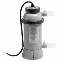 INTEX - Calentador el?ctrico para piscinas de hasta 457 cm (28684)