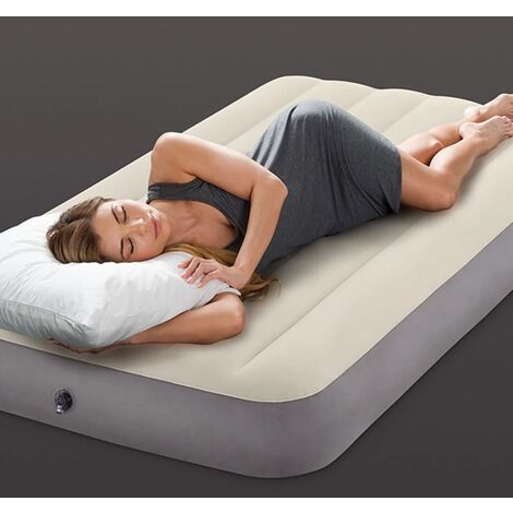 Intex Cama hinchable Deluxe Single High 64707