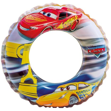 INTEX CARS SWIM RING JOUET GONFLABLE (58260NP)