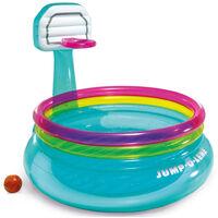 Intex Château gonflable pour enfants Jump-O-Lene Basketball PVC