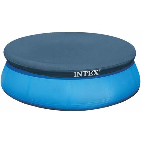 Intex Couverture de piscine ronde 305 cm 28021