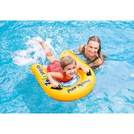 Intex Deluxe Kindersurfer Kick Board Pool School Badespaß Wasserspielzeug 58167