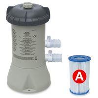 INTEX - Depuradora de cartucho 3.785 l/h - filtros tipo a (28638)