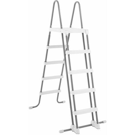 Intex Échelle de sécurité pour piscine à 5 marches 132 cm