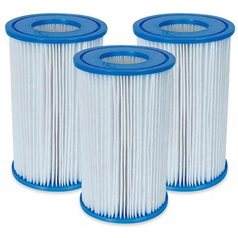 Intex Filterkartusche 3er Packung 29003