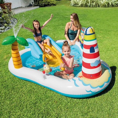 Intex Fishing Fun Spielzentrum 218x188x99 cm