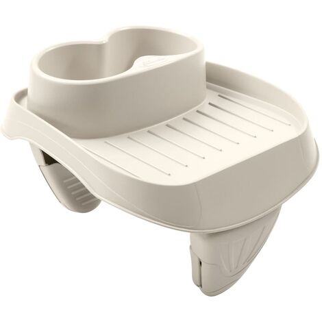 Intex Hot Tub Removable Spa Cup Holder - Grey