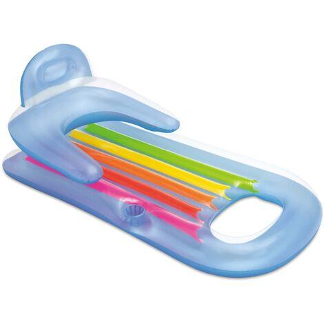 Intex Inflatable Lounge King Kool 160x85 cm 58802EU - Multicolour