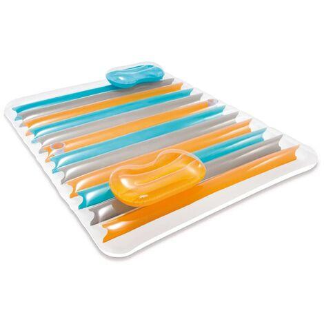 Intex Inflatable Mat Double Lounge 198x160 cm 56897EU - Multicolour