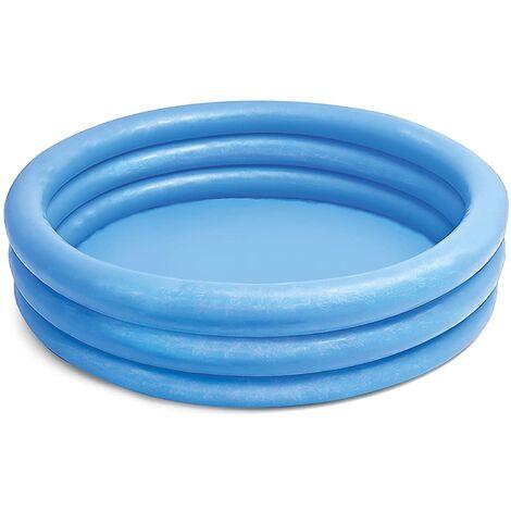 Intex Inflatable Pool Crystal Blue 1.68mx 38cm